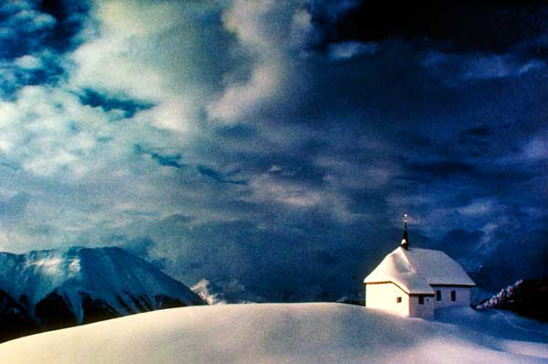 Swiss Chapel Switzerland